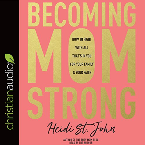 Becoming MomStrong  By  cover art
