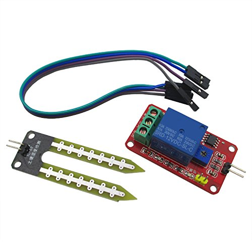 Check Out This ADAM SYEX Soil moisture relay module soil moisture sensor soil module DC-12V