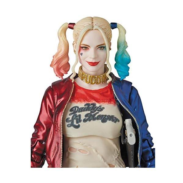 MAFEX Harley Quinn (reproducción) 5
