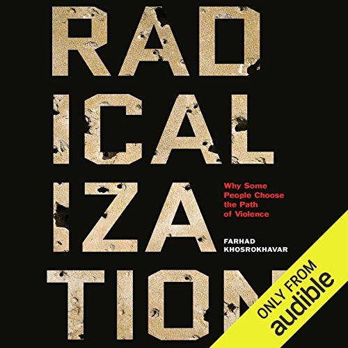 Radicalization audiobook cover art