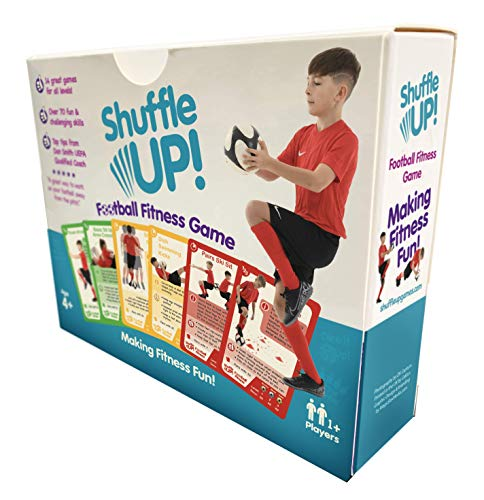 Shuffle Up Football Fitness Game