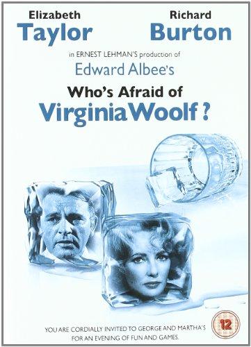 Who's_Afraid_of_Virginia_Woolf? [Reino Unido] [DVD]