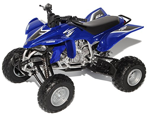 Yamaha Yfz Quad 450 2008 Blau 1/12 New Ray Motorradmodell Motorrad Modell