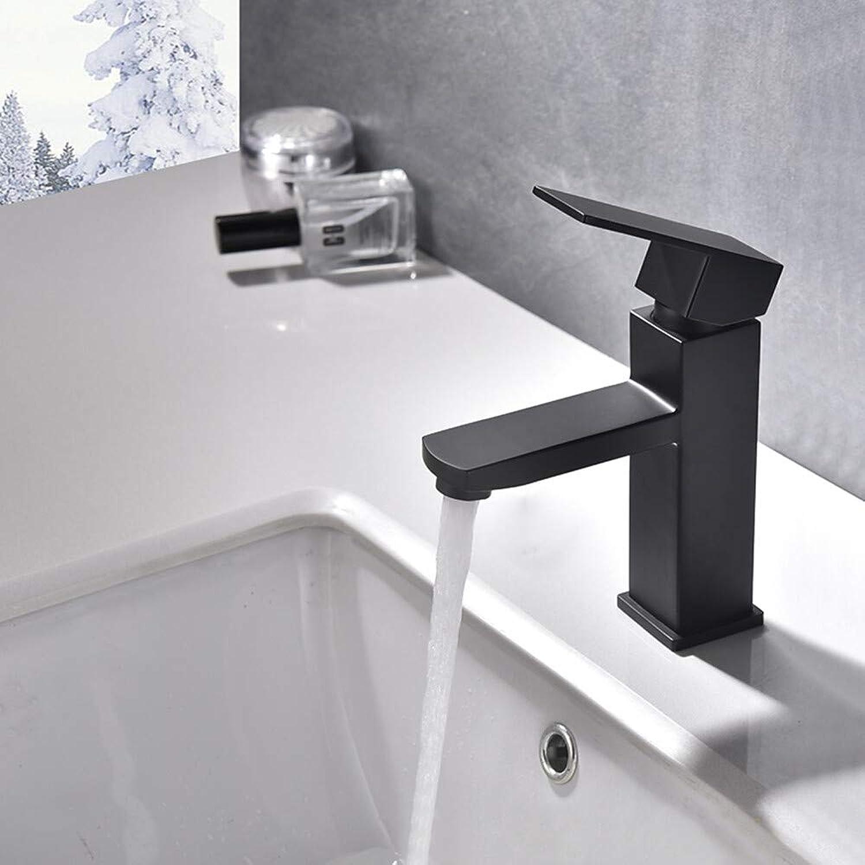Fire wolf Wasserhahn:Waschbecken Wasserhahn - Verbreitete Korrektur Artikel Mittellage Einhand Ein Loch