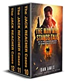 The Man Who Stands Tall : The Jack Reacher Cases (Complete Books #10, #11 & #12) (The Jack Reacher Cases Boxset Book 4)