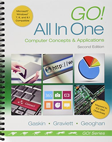 Go! All in One: Computer Concepts and Applications & MyLab IT with Pearson eText -- Access Card -- for GO! with Office 2013 Package