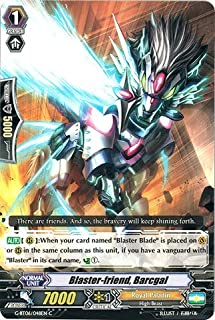 Cardfight!! Vanguard TCG - Blaster-friend, Barcgal (G-BT06/048EN) - G Booster Set 6: Transcension of Blade and Blossom