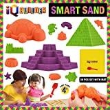IQ BUILDER | Sensory Toys | Creative Educational Art Play Sand for Boys and Girls Ages 3 4 5 6 7 8 9...
