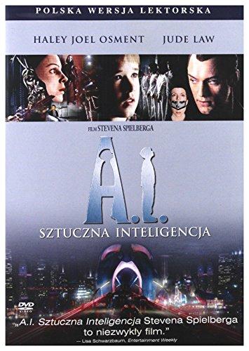 Artificial Intelligence: AI [DVD] [Region 2] (IMPORT) (Keine deutsche Version)