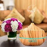 Humidificador de aromaterapia, audio Bluetooth, luz nocturna, multifuncional, dormitorio en casa, oficina, pulverizador purificador de aire silencioso