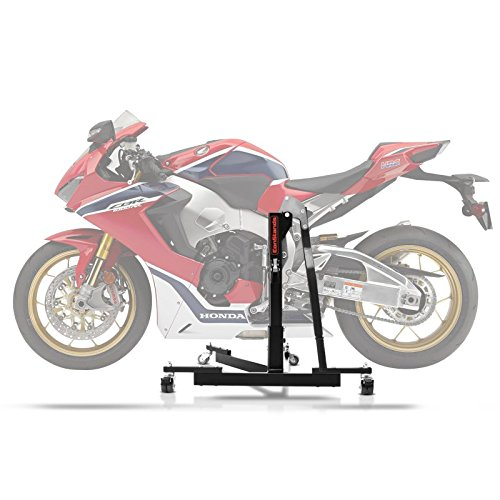 Bequille d'atelier Centrale ConStands Power Evo pour Honda CBR 1000 RR Fireblade SP-2 17-18 Noir