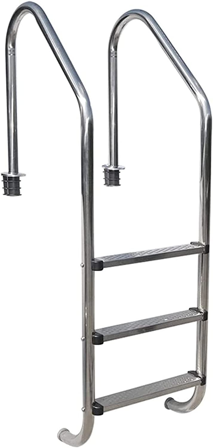 CXSMKP Limited time cheap sale Professional Pool Ladder 304 Steel OFFicial mail order Non‑Sl Stainless