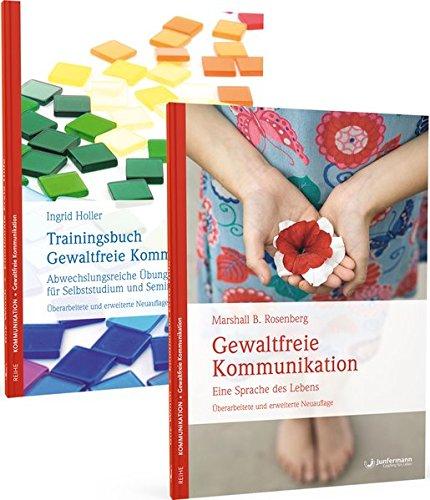 Basispaket Gewaltfreie Kommunikation - Grundlagen + Training: Bundle aus: Marshall B. Rosenberg, Gewaltfreie Kommunikation. Eine Sprache des Lebens & ... Übungen für Selbststudium und Seminare