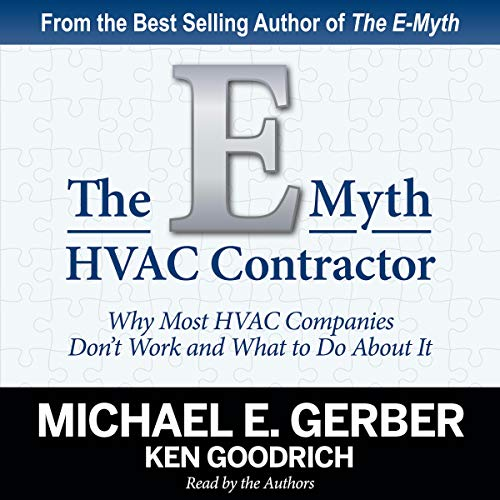 The E-Myth HVAC Contractor cover art
