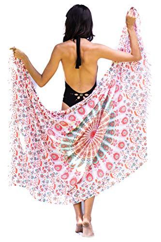 Mandala Life ART -   Damen Sarong,