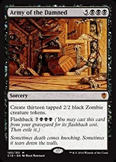 Magic: the Gathering - Army of the Damned (105/351) - Commander 2016