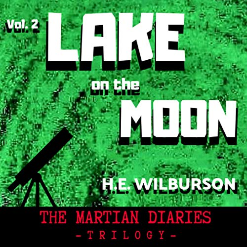 Lake on the Moon audiobook cover art