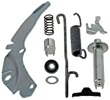 ACDelco Professional 18H2508 Rear Drum Brake Self-Adjuster Repair Kit with Springs, Lever, Clip, Washer, and Hardware