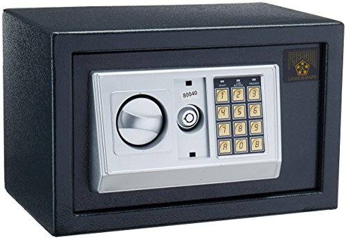 Electronic Safe Jewelry Home Security Digital Heavy Duty Paragon Lock Safe