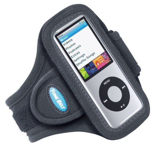 Tune Belt Armband for iPod Nano 4th Generation (fits iPod Nano 4G)