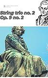 Beethoven String trio no. 4 in D Major, Op. 9 no. 2 (3 string trios, Op.9 no. 2) sheet music score (English Edition)