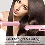 Zoom IMG-1 piastra per capelli professionale rivestimento
