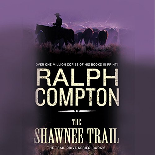 The Shawnee Trail audiobook cover art