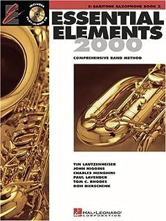 Essential Elements 2000: Book 2 (Eb Baritone Saxophone)