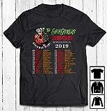 Men's The Chainsmokers 5SOS Lennon Stelia Tour 2019 T-Shirt Long T-Shirt Sweatshirt Hoodie