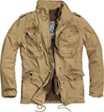 Brandit Men's M-65 Giant Jacket Camel Size XL