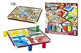 Color Baby- Juegos parchís y oca (36844)