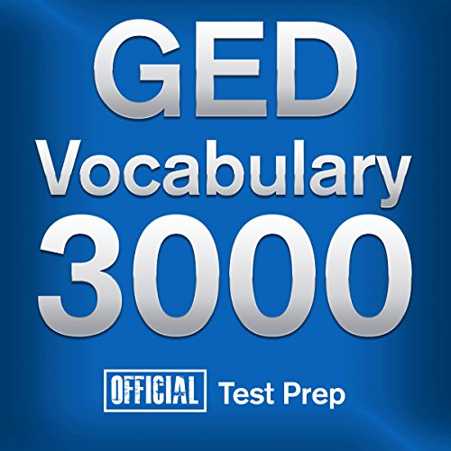Official GED Vocabulary 3000 cover art