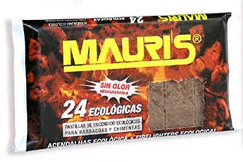 Mauris 61371 – Caja 24 Pastillas Fuego Sin Olor