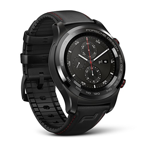 Porsche Design Huawei SmartWatch 4 GB IP68 – negro
