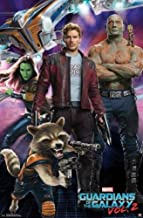 Guardians of The Galaxy - Volume 2 - Group - Marvel Movie Poster - 22