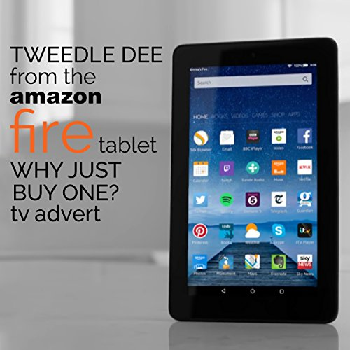"""Tweedle Dee (From the \""""Amazon Fire Tablet -Why Buy Just One?\"""" TV Advert)"""