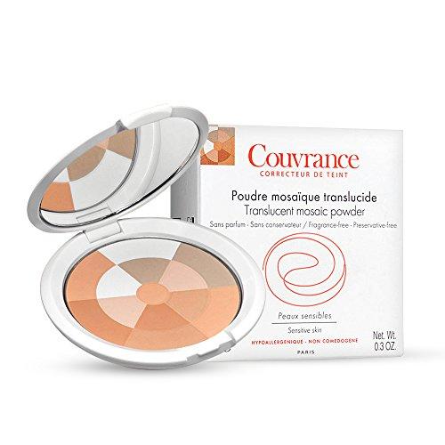 AVENE Couvrance Polvos Mosaico Translúcidos 9 g
