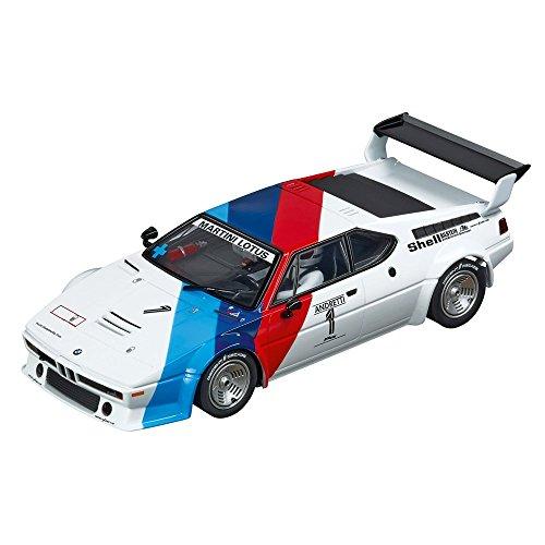 """Carrera Digital 132 BMW M1 Procar """"Andretti, Nummer 01"""", 1979"""