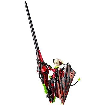 メガミデバイス BULLET KNIGHTS ランサー HELL BLAZE 全高約345mm 1/1スケール プラモデル
