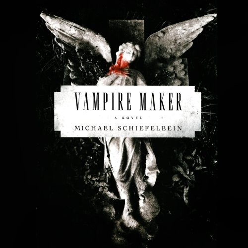 Vampire Maker audiobook cover art