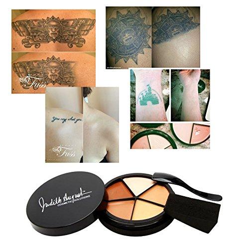 Tattoo Cover Up Concealer Makeup - Waterproof