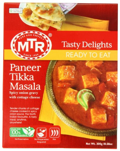 MTR Paneer Tikka Masala, Ready-To-E…
