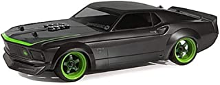HPI Racing 120102 RS4 1/10 4WD Sport 3 1969 Mustang Ready to Run-X, with 2.4Ghz Radio System