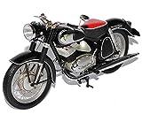 Schuco DKW RT 350S Schwarz 1/10 Modell Motorrad