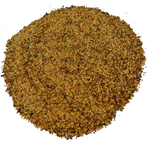 Knoflookpeper kruiden - strooibusje 60 gram