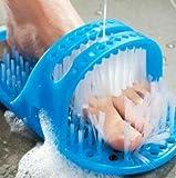 Masajeador de pies ShoweFoot y limpiador para suelo de ducha, mejora el pie