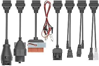 Cabo de carro KKmoon compatível com adaptador de cabo conector de diagnóstico integrado Multiprog Autocom ds150