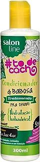 Condicionador Uso Diário 300ml to de Cacho Babosa Unit, Salon Line
