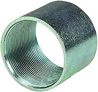 Galvanized Steel Couplings for Rigid Conduit and Intermediate Metallic Conduit (IMC) (3/4 in. diameter; 50-pack)