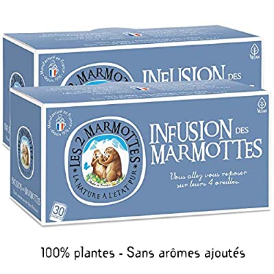 Les 2 Marmottes Infusion